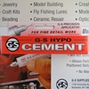Add GS HYPO CEMENT to your order